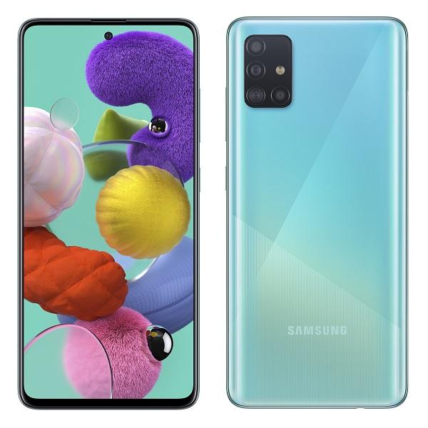 """Samsung Galaxy A51 6,5"""", 4GB/128GB, plavi"""