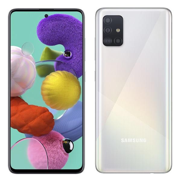 "Samsung Galaxy A51 6,5"", 4GB/128GB, bijeli"
