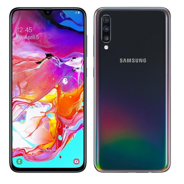 """Samsung Galaxy A70 6,7"""", 6GB/128GB, crni"""