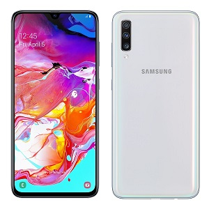 "Samsung Galaxy A70 6,7"", 6GB/128GB, bijeli"
