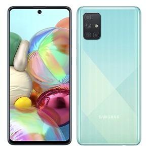 Samsung Galaxy A71 plavi