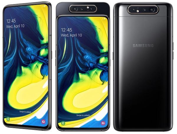 """Samsung Galaxy A80, 6,7"""", 8GB/128GB, crni"""