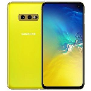 """Samsung Galaxy S10e 5,8"""", 6GB/128GB, žuti"""