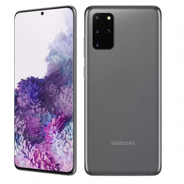"""Samsung Galaxy S20+ 6,7"""", 8GB/128GB sivi"""