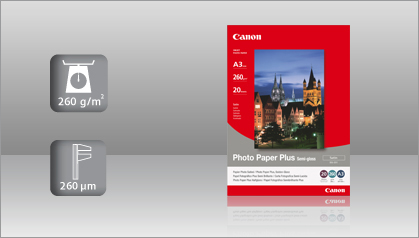 Canon Photo Paper Plus SG201 - 10x15 50L