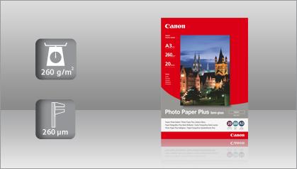 Canon Photo Paper Plus SG201 - A3+ - 20L