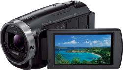 "Sony  HDR-CX625, 3"", 30x, 2.3MP, WiFi, NFC, FHD"