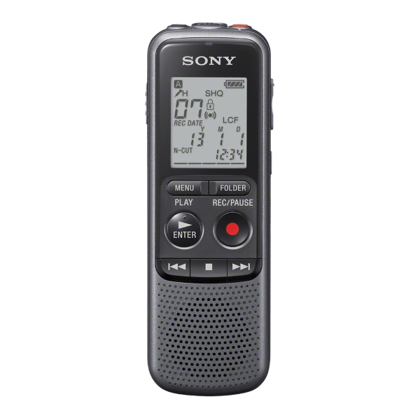 Sony ICD-PX240, digitalni diktafon, 4GB, MP3, USB