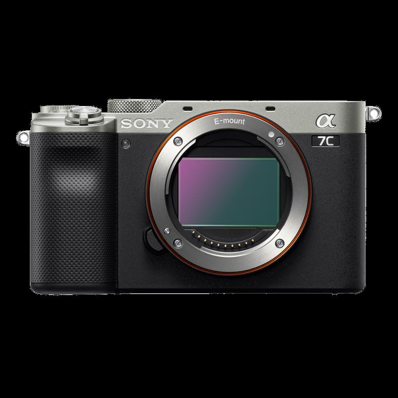 "Sony ILCE-7C, 24,3MP, 3"" LCD, 24.2MP, 4K"