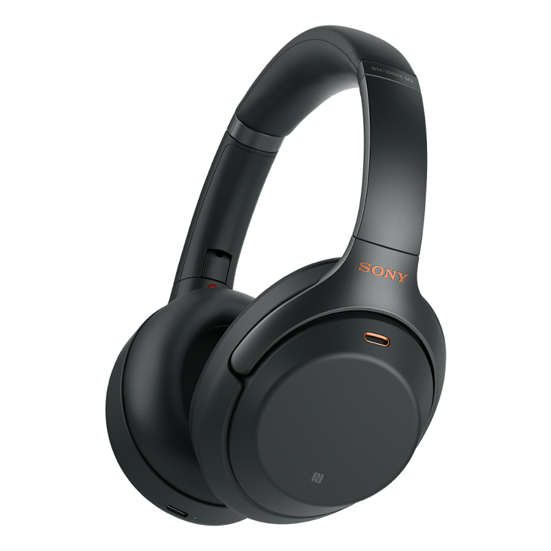 Sony WH-1000XM3, bežične slušalice, crne