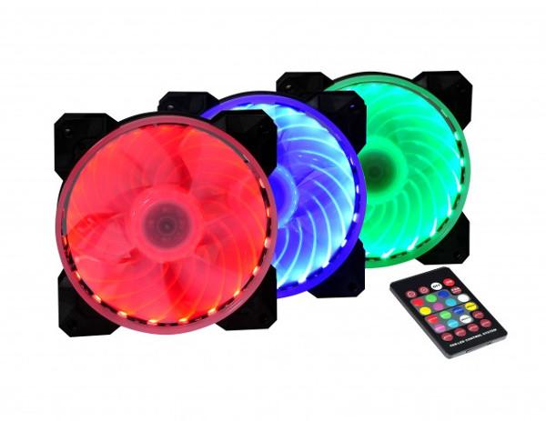 Spire Magic Lantern 120mm, 3x RGB ventilator