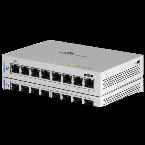 Ubiquiti UniFi Switch, 8-Port