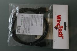 Kabel USB 2.0 produžni AM/AF, 2m, vrećica