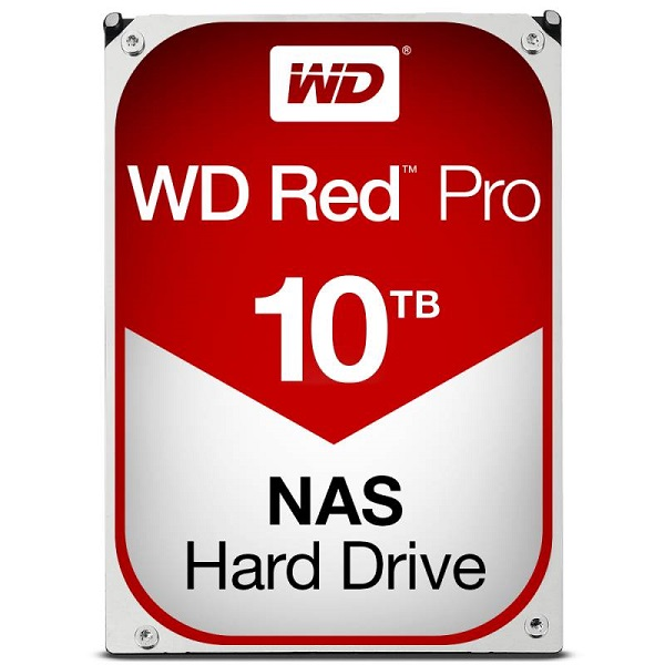 "Western Digital Red 10TB, 3,5"", 256MB 7200rpm, NAS"