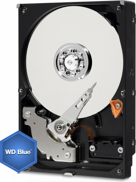 "WD Blue 2TB, 3,5"", 64MB, 5400rpm"