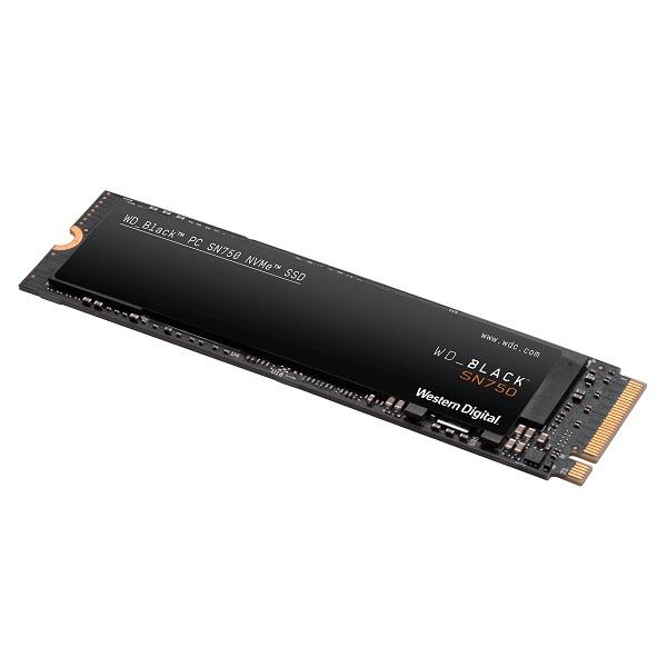 WD Black NVMe SSD 500GB, NVMe M.2 2280,R3470/W2600