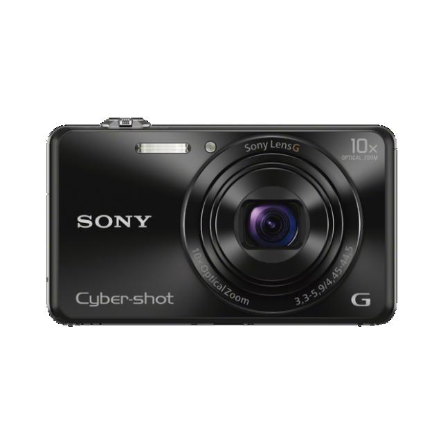 Sony DSC-WX220P 18Mp/ 10x zoom, crni